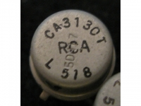 IC Analog CA3130T RCA