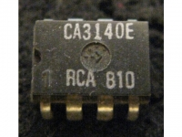 IC Analog CA3140E RCA