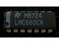 IC Analog LMC660CN NS