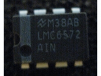 IC Analog LMC6572AIN NS