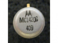 IC Analog MC1420G Motorola
