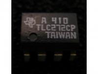 IC Analog [272] TLC272CP TI