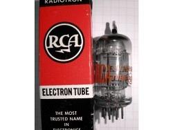 Tube / Röhre ECC82 / E82CC / 12AU7A / 5814A / 5963 / 6189W / 6680