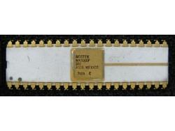 IC Music 075-000380 Hammond / MK6008P Mostek / C1885 AMI