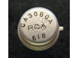 IC Analog CA3080A RCA
