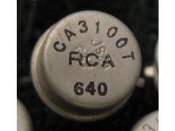 IC Analog CA3100T RCA
