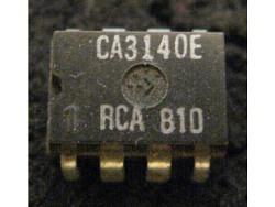 IC Analog CA3140E RCA