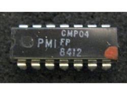 IC Analog CMP04FP PMI