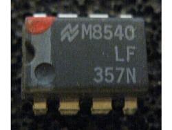 IC Analog [357] LF357N NS