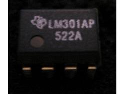IC Analog [301] LM301AP NS