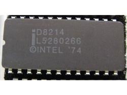 IC uP P [8080] D8214 Intel