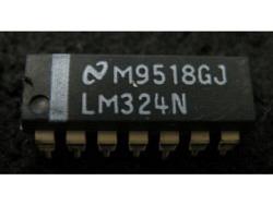 IC Analog [324] LM324N NS