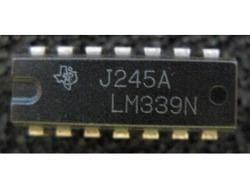 IC Analog [339] LM339N NS