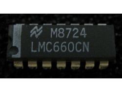 IC Analog LMC660CN NS