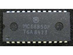 IC uP P [6800] MC68B50P