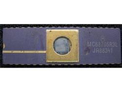 IC uP MCU [6805] MC68705R3L Motorola
