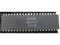 IC uP MPU [6500] R6502AP Rockwell