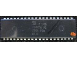 IC uP P [Z80] Z8420APS Z80 PIO Zilog