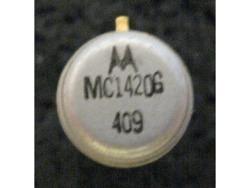 IC Analog MC1420G Motorola
