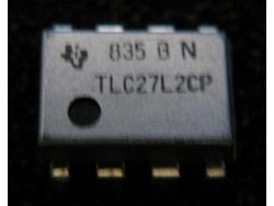 IC Analog [272] TLC27L2CP TI