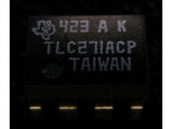 IC Analog [271] TLC271ACP TI