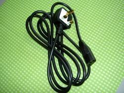 Geräte-Netzkabel 72-0557 Version UK, 10er Set