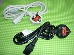 Geräte-Netzkabel PWR-001-004 mit GB Stecker