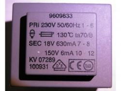 Power Print Trafo 13VA KV 07289 *
