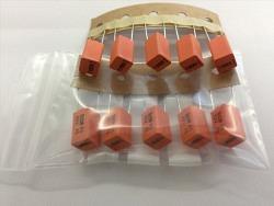Präzisionskondensatoren Styroflex S+M