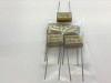 Störschutzkondensatoren Y2 RIFA PME271Y 5 Stück Folienkondensator Y2 Papier 22nF 250VAC 1000VDC 20% -40...85°C 18 x 7 x 13 RM15